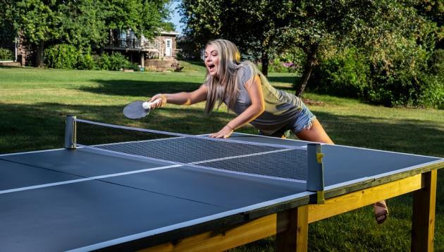 Всепогодные теннисные столы по доступной цене!